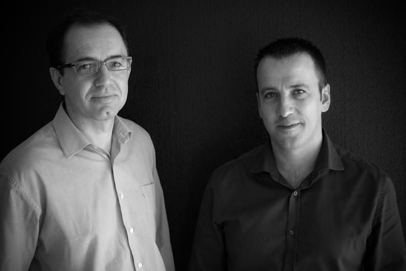 Miguel Morea y Jose Manuel Zaragoza - Arquitectos