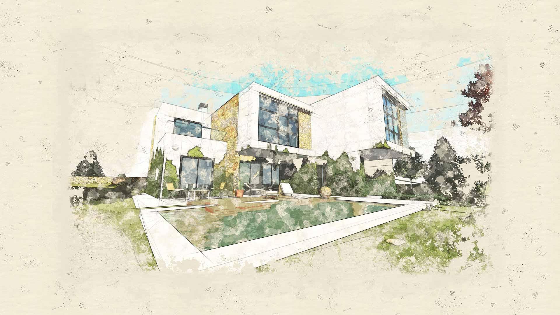 Fondo Morea&Zaragoza Arquitectura - Cursos Revit