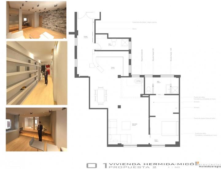 Proyecto Casa Micó